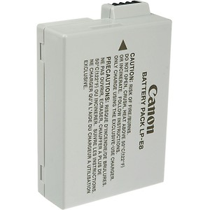 Canon LP-E8 Battery Pack price in India.
