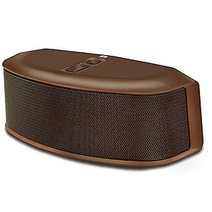 iBall Sound Star BT9 Compact and Portable Bluetooth Speaker (Brown) price in India.