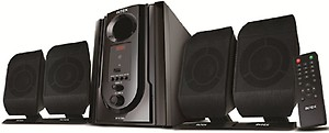 Intex IT 301N 60 W Home Theatre(Black, 4.1 Channel) price in India.