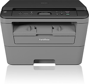 Brother DCP-L2520D IND Multi-function Monochrome Printer(Grey, Toner Cartridge) price in India.