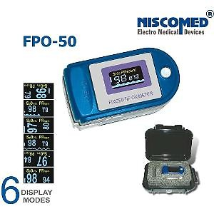 Niscomed FPO-50 Pulse Oximeter price in India.