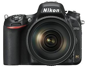 Nikon D750 Digital SLR Camera + 24-120mm 4G VR Kit price in India.