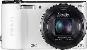 Samsung WB150F 14.2MP Point and Shoot Digital Camera with 18x Optical Zoom (Black) price in India.
