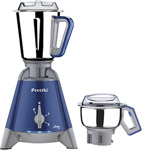 Preethi Xpro Duo MG 198 Mixer Grinder, 1300W, (Deep Blue) price in India.