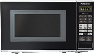 Panasonic 20 L Grill Microwave Oven  (NN-GT221WFDG, White) price in India.
