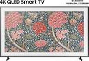 Samsung The Frame 138 cm (55 inch) QLED Ultra HD (4K) Smart TV(QA55LS03RAKXXL) price in India.
