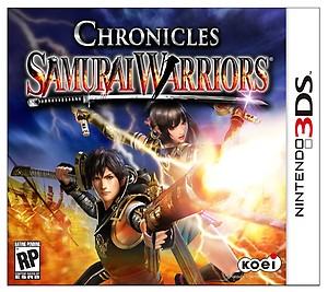 Samurai Warriors Chronicles (Nintendo 3DS) (NTSC) price in India.