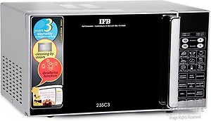 IFB 23 L Convection Microwave Oven(23SC3, Silver) price in India.