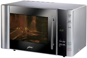 Godrej 30 L Convection Microwave Oven  (SIM GMX 30 CA1, Silver) price in India.