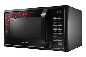 Samsung 28 L Convection Microwave Oven (MC28H5025VB/TL, Black) price in India.