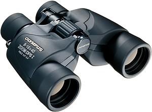 Olympus 8-16 x 40 Zoom DPS I Binoculars(40 mm , Black) price in India.