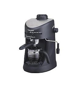 Morphy Richards Europa Espresso / Cappuccino 4 Cups Coffee Maker(Black) price in India.