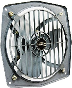 Orient HILL AIR 12 INCHES 3 Blade Exhaust Fan  (Peppy Red, Pack of 3) price in India.