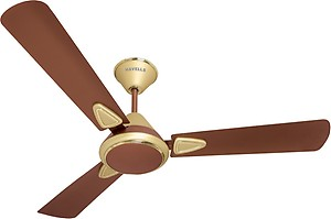 Havells Fusion 2 1200mm Matte Finish Ceiling Fan (Silver and Blue) price in India.