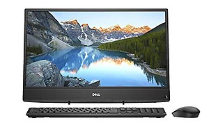 Dell Inspiron 22 3280 All-in-One Desktop (Core i3 (8th Gen)/4GB RAM/1TB HDD/54.61 cm (21.5 inch) FHD/Windows 10 Home with Office Home and Student 2019) (Black) price in India.