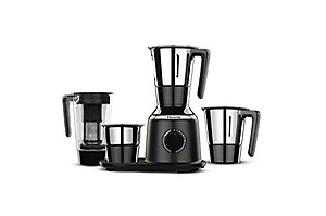 Butterfly NEW SPECTRA BLACK 750 Juicer Mixer Grinder  (Black, 4 Jars) price in India.