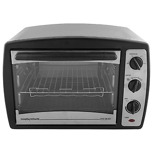 Morphy Richards 28 RSS 28-Litre Stainless Steel Oven Toaster Grill (Black) price in India.