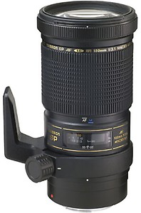 Tamron SP AF 180mm F/3.5 Di LD (IF) 1:1 Macro Prime Lens with Hood for Canon DSLR Camera price in India.