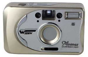 Wizen Minimax Film Camera With Sony BCG-34HW2RN Battery Charger price in India.