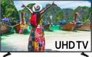 Samsung Super 6 108cm (43 inch) Ultra HD (4K) LED Smart TV(UA43NU6100KXXL / UA43NU6100KLXL) price in India.