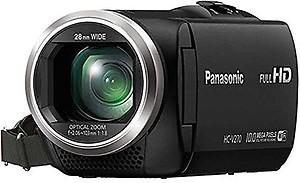 Panasonic HC-V270GW-K HD Camcorder price in India.