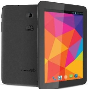 Micromax Canvas Tab P290 Tablet (7 inch, 8GB, Wi-Fi Only), Black price in India.