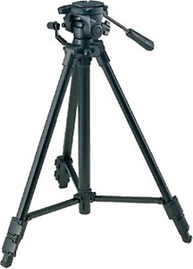 Sony VCT-R100 Lightweight Tripod with 3-Way Head price in India.