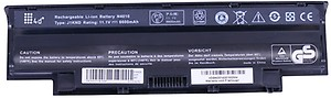Dell Inspiron 15R(N5010D-278) 6 Cell Laptop Battery price in India.