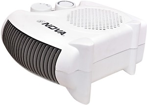 Nova NH 1257 All in One Blower Silent Fan Room Heater price in India.
