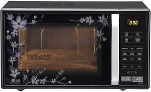 LG 21 L Convection Microwave Oven(MC2144CP, Black) price in India.