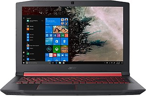 Acer Nitro Core i5 8th Gen 15.6-inch Gaming Laptop (8GB/16Gb Optane/1TB/Windows 10/4GB Graphics/Black/2.7kg), AN515-52 price in India.