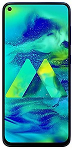 (Renewed) Samsung Galaxy M40 (Seawater Blue, 6GB RAM, 128GB Storage) price in India.