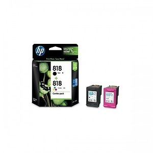 HP 818 Single Color Ink Cartridge price in India.