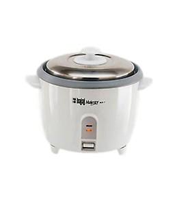 Bajaj RCX 5 1.8-Litre Rice Cooker price in India.