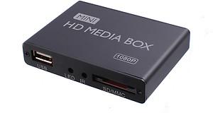 Cubetek HD Media Player price in India.