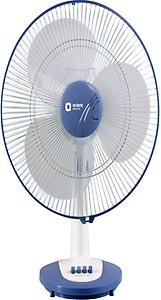 Orient Electric Desk-25 400mm Table Fan (Crystal White) price in India.