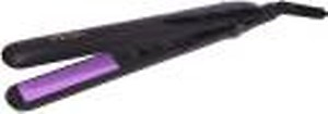 VEGA VHSH-18 Hair Straightener(Black & Pink) price in India.