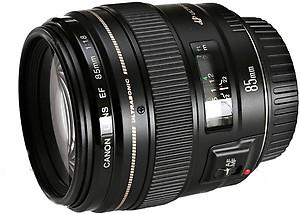 Canon EF 85 mm f/1.8 USM Prime Lens for Canon DSLR Camera price in India.