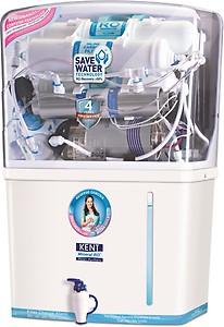 Kent Grand Plus (11001) 8 L RO + UV + UF Water Purifier(White) price in India.