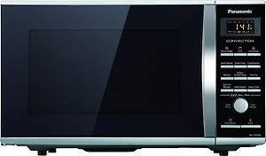 Panasonic 27 L Convection Microwave Oven  (NN-CD674MFDG, Silver) price in India.