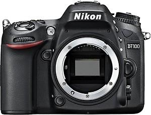 Nikon D7100 24.1MP Digital SLR Camera (Black) with Nikkor AF-S DX 16-85mm Lens, 4GB card, Camera bag price in India.