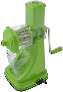 Ankur Plastic Vegetable & Fruit Juicer;1 Piece;Green price in India.