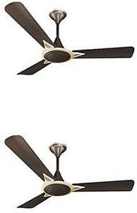 Crompton Avancer 1200 mm 3 Blade Ceiling Fan(Silver) price in India.