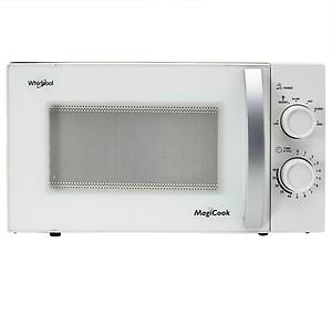 Whirlpool 20 L Solo Microwave Oven(MAGICOOK 20L CLASSIC -KNOB, White) price in India.