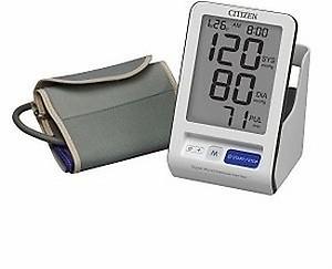 Citizen CH-456 Blood Pressure Monitor price in India.