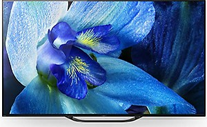Sony Bravia A8G 138.8 cm (55 inch) OLED Ultra HD (4K) Smart TV  (KD-55A8G) price in India.