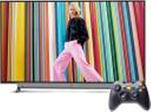 Motorola ZX 107.6 cm (43 inch) Full HD LED Smart Android TV with Wireless Gamepad  (43SAFHDM) price in India.