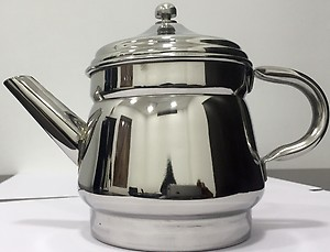 Bhavani Kettle Drip Filter 3.0 9 cups Coffee Maker(Stainless Steel) price in India.