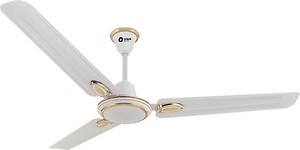 Orient Electric Pacific Air Decor 1200 mm 3 Blade Ceiling Fan(White, Pack of 1) price in India.