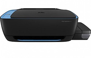 HP INK TANK WIRELESS 419 Multi-function WiFi Color Printer with Voice Activated Printing Google Assistant and Alexa(Blue, Black, Ink Bottle) price in India.